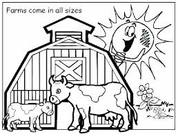 farm pictures to color m5682 feed pictures farm animals for coloring book scary and farm coloring