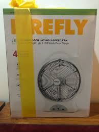 Firefly Electric Lighting Corporation Firefly Electric Fan On Carousell
