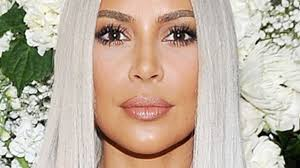 kim kardashian great skin