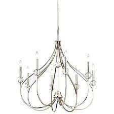 8 light chandeliers 1 polished nickel 8 light chandelier schonbek 8 light crystal chandelier