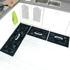 kitchen slice rugs half