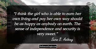 Susan B Anthony Quotes Amazing 48 Susan B Anthony Quotes About Life Liberty More