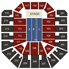 Aew Liacouras Center Seating Chart Liacouras Center Philadelphia Pa Seating Chart Stage