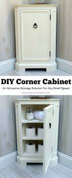 small corner furniture. diy corner cabinet inspired by catalog retailer small furniture