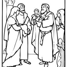 Small Picture Coloring Pages Baby In The Temple Coloring Pages