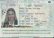Wikipedia - British Islands Passport cayman