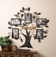 family tree wall art photo holder