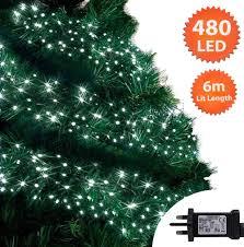 480 Christmas Tree Lights Best Rated In Christmas Indoor Lights Helpful Customer