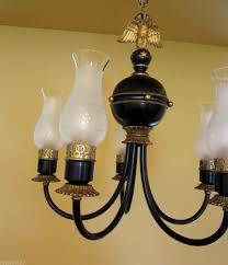 vintage lighting spectacular s chandelier by lightolier