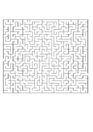 DIFFICULT printable mazes - 11 fun online mazes to print and play ...