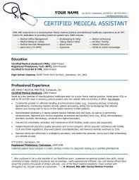 Popular Medical School Resume Format Zlatanblog Com