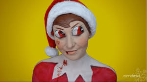 evil elf on the shelf makeup tutorial you jpg 1280x720 evil elf makeup