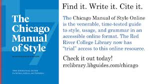 Cite Chicago Manual Style
