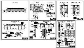 Мои Чертежи скачать Промышленные здания Бесплатно Курсовой проект Промышленное здание