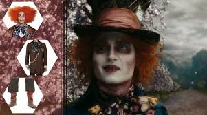 impersonate like a hatter with the mad hatter costume