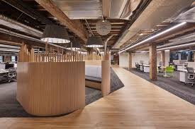 domain office furniture. aspen domain office project architectural joinery furniture custom seating collaboration pod i