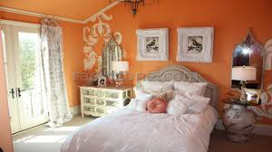 Teal And Orange Bedroom Painting Ideas For Bathroom Walls Orange Bedroom Decorating Ideas