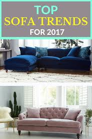Hot new sofa trends 2017. If you're thinking of buying a new sofa