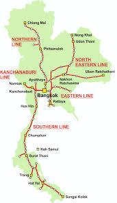 thailand train map