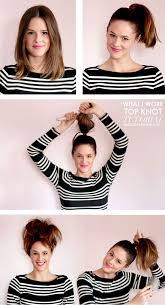 Hairstyle Shoulder Length Hair 15 cute easy hairstyle tutorials for mediumlength hair gurl 3919 by stevesalt.us