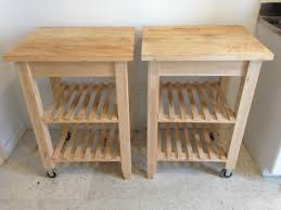 Kitchen Carts Ikea Wood Kitchen Carts And The Benefits Offered To You Naindien
