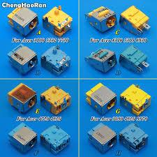 <b>ChengHaoRan</b> 1Piece DC Power Jack Connector Socket Plug For ...
