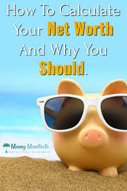 What Is Networth What Is My Net Worth And How Do I Calculate It
