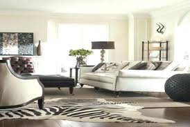 faux zebra rug cowhide imposing coffee tables animal with head antelope skin australia