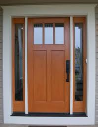 Cute Craftsman Front Door Craftsman Front Door Time To Beautify
