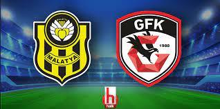 Yeni Malatyaspor, Gaziantep FK (Canlı Anlatım)
