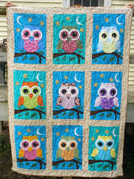 Owl Applique Baby Quilt Pattern Night Owl Quilt Pattern Like This ... & ... Owl Quilt Block Patterns Allie Owl Quilt Pattern Whales Modern Quilt  Pattern By Elizabeth Hartman Quilt Adamdwight.com