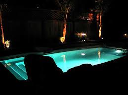 inground pools at night. Modren Night Pool Lighting And Inground Pools At Night P