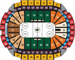 Excel Center Seating Chart The Most Awesome Xcel Energy Center Seating Chart Seating