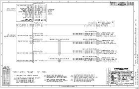 2009 cascadia no rear turn signals no power to trailer light cord 2016 freightliner cascadia fuse box diagram at Cascadia Fuse Box