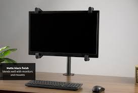 vivo adapter vesa mount kit for led lcd monitor screen 75mm 100mm mounting bracket
