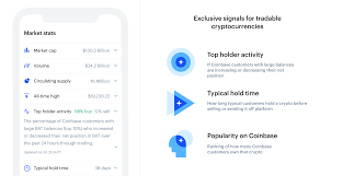 This article will show you how to buy bitcoin on this popular exchange. Coinbase Tells You If Top Holders Are Buying Or Selling A Crypto Asset Techcrunch