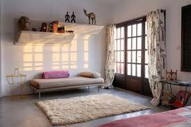 Japanese Living Room Japanese Living Room Furniture Black Red Pillow On Black Sofa