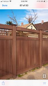 Wood Fence Design Plans Pin By Amanda Moore On Commack 2018 In 2019 Wood Fence