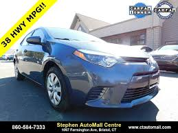 Used 2016 Toyota Corolla For Sale | Bristol CT