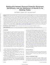 review of job satisfaction pdf