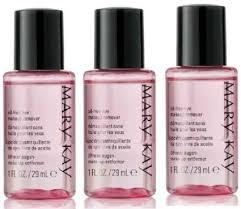 amazon mary kay mini oil free eye makeup remover set of 3 beauty
