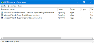 printing text how to cancel or delete a stuck print job in windows