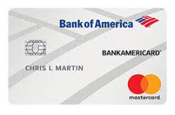 bank of america card