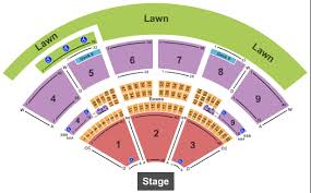 Isleta Seating Chart Isleta Amphitheater Seating Chart Albuquerque