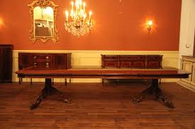mahogany conference table large tables antique style