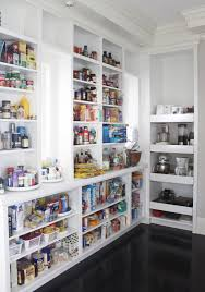 Pantry For Kitchens Open Shelving For Our Kitchen Nook Like That The Bottom Shelves