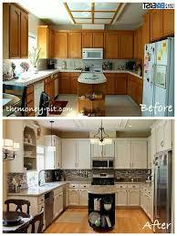 Modernize 80s kitchen