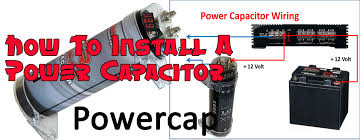 car capacitor wiring wiring diagrams car audio capacitor installation diagram at Car Amplifier Capacitor Wiring Diagram
