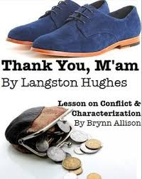 thank you m am by langston hughes conflict characterization  thank you m am by langston hughes conflict characterizat