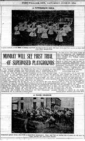 example of a newspaper article newspaper articles on supervised playgrounds city of